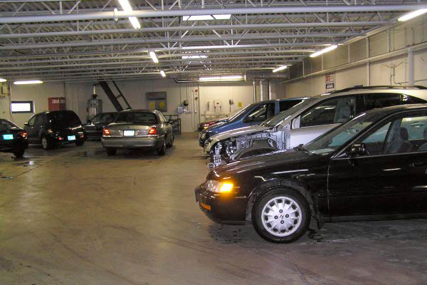 Indoor Vehicle Storage >> Indoor Vehicle Storage At Bonfe S Auto Bonfe S Auto